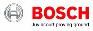 Bosch Juvincourt proving ground France